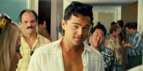 Clip Jordan incontra Naomi - The Wolf of Wall Street