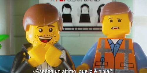 Clip Ninjago - The LEGO Movie