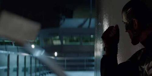 Clip Sala macchine in sicurezza - Captain America: The Winter Soldier