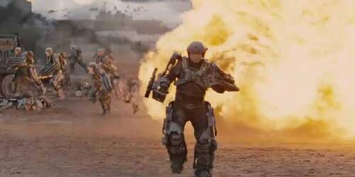 Clip Vieni a cercarmi - Edge of Tomorrow - Senza Domani