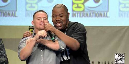 Comic Con 2014: Biz Markie, Channing Tatum per Book of Life