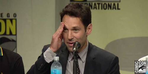 Comic-Con 2014: il cast di Ant-Man