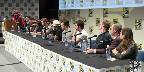 Comic-Con 2014: il cast di The Avengers: Age of Ultron