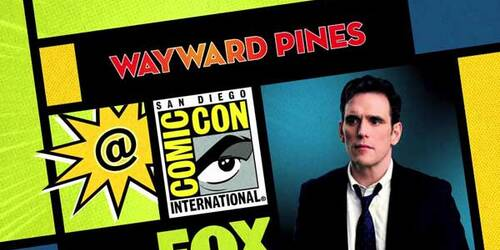 Comic-Con 2014: Panel Wayward Pines