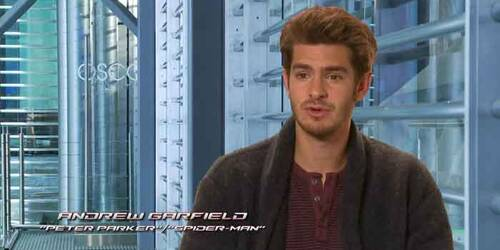 Featurette Becoming Peter Parker - The Amazing Spider-Man 2