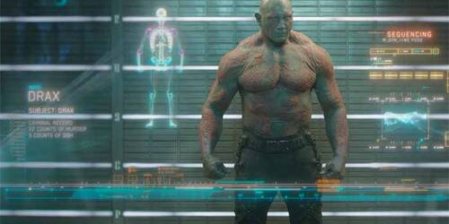 Featurette Drax - Guardians Of The Galaxy