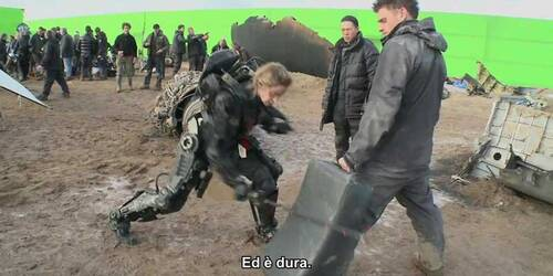 Featurette Emily Blunt è Rita - Edge of Tomorrow
