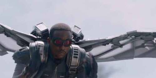 Featurette Falcon - Captain America: The Winter Soldier