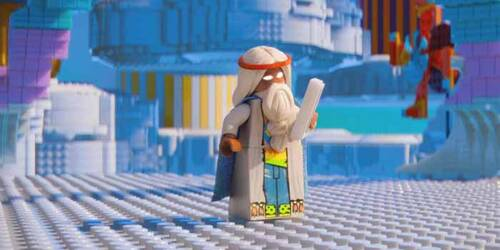 Clip Lei è quello speciale - The Lego Movie