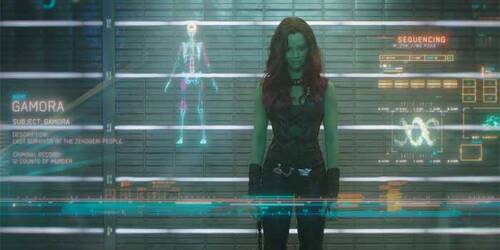 Featurette Gamora - Guardians Of The Galaxy