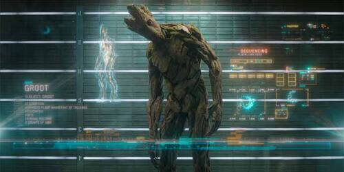 Featurette Groot - Guardians Of The Galaxy
