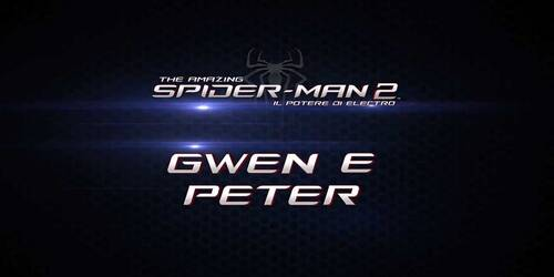 Featurette Gwen e Peter - The Amazing Spider-Man 2