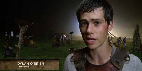 Featurette 'Meet the Gladers' - The Maze Runner