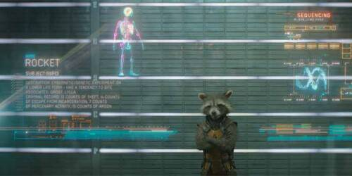 Featurette Rocket - Guardians Of The Galaxy