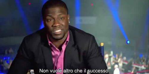 Featurette Sul ring con Kevin Hart - Il Grande Match