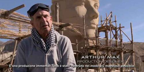 Featurette The World sottotitoli Ita - Exodus: Dei e Re