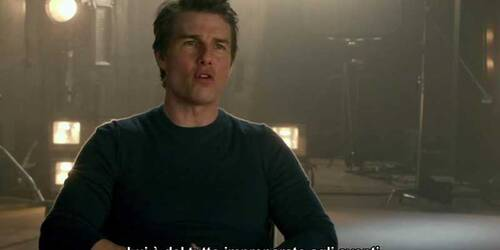 Featurette Tom Cruise è Bill Cage - Edge of Tomorrow