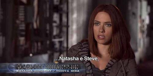 Featurette Vedova Nera - Captain America: The Winter Soldier