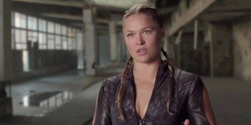 I Mercenari 3 - Video intervista a Ronda Rousey