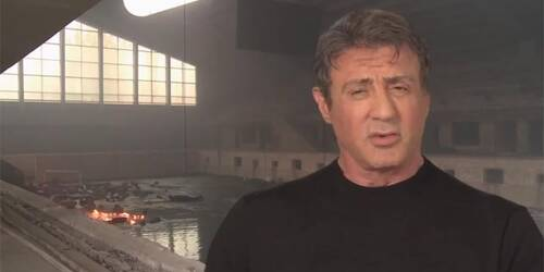 I Mercenari 3 - Video intervista a Sylvester Stallone