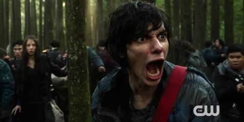 Inside 1x13 The 100 - We Are Grounders, Part 2