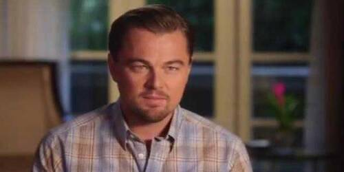 Intervista a Leonardo DiCaprio - The Wolf of Wall Street