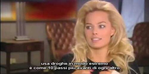 Intervista a Margot Robbie - The Wolf of Wall Street