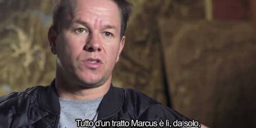 Intervista a Mark Wahlberg - Lone Survivor