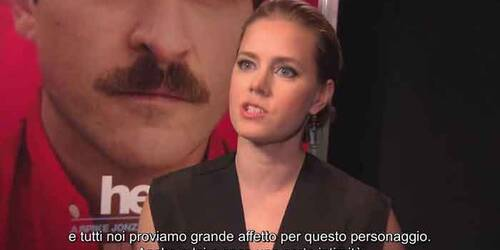 Lei - Intervista a Amy Adams