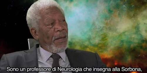 Lucy di Luc Besson: intervista a Morgan Freeman