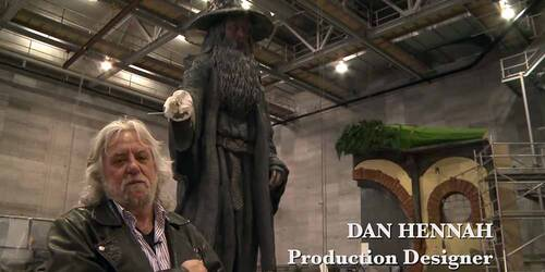 Production Video #10 - The Hobbit