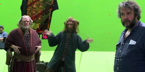 Production Video #12 - The Hobbit
