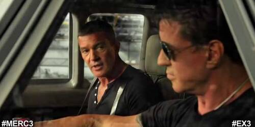 Spot 'Ride' - I Mercenari 3 - The Expendables