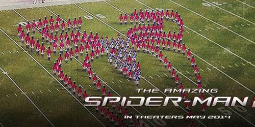 Spot Super Bowl - The Amazing Spider-Man 2