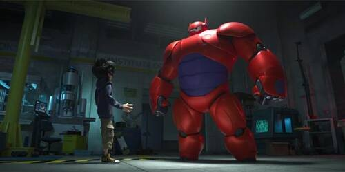 Teaser trailer italiano - Big Hero 6