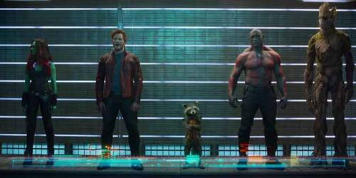Teaser Trailer italiano - Guardians of the Galaxy