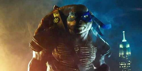 Teaser Trailer - Teenage Mutant Ninja Turtles
