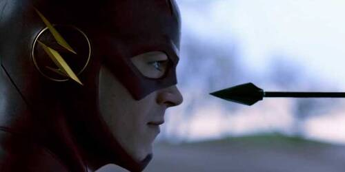 The Flash First Look: Don't Blink