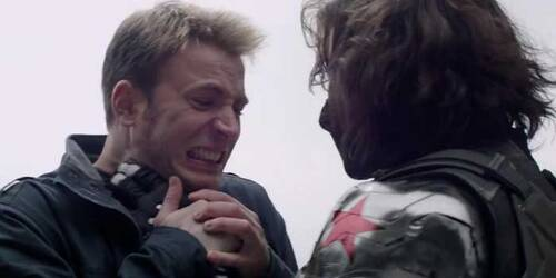 Trailer 2 - Captain America: The Winter Soldier