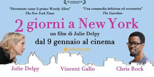 Trailer - 2 giorni a New York