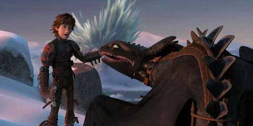 Trailer 2 - How to Train Your Dragon 2