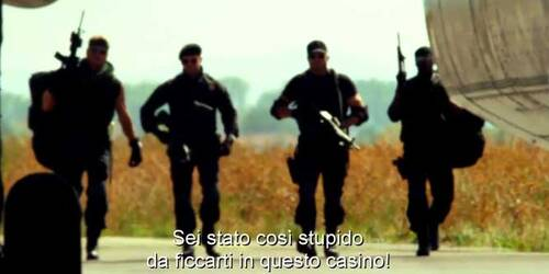 Trailer italiano 2 - I mercenari 3
