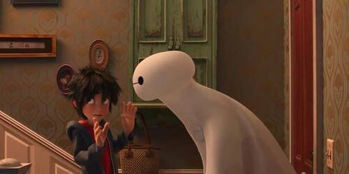 Trailer italiano - Big Hero 6