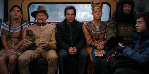 Trailer - Night at The Museum: The Secret of The Tomb