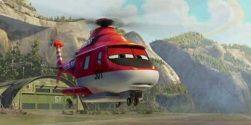 Trailer - Planes: Fire and Rescue