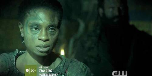 The 100 - 2x09 Remember Me - Extended Trailer