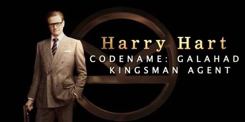 Kingsman - Secret service - Colin Firth presenta Harry