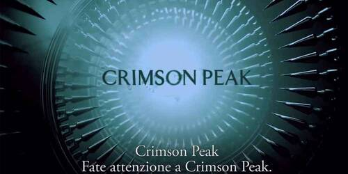 Crimson Peak - Trailer italiano