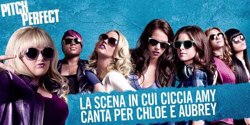 Pitch Perfect - Clip Ciccia Amy canta per Chloe e Aubrey