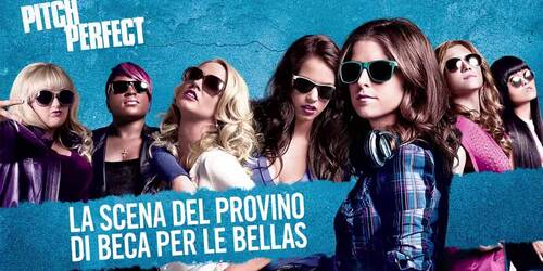 Pitch Perfect - Clip Il provino di Beca per le Bellas